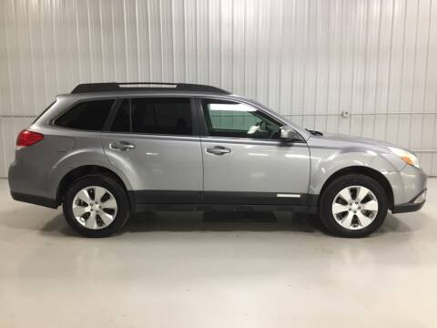 2010 Subaru Outback for sale at Elhart Automotive Campus in Holland MI
