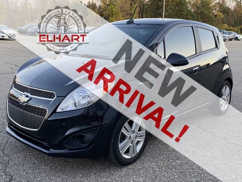2013 Chevrolet Spark for sale at Elhart Automotive Campus in Holland MI