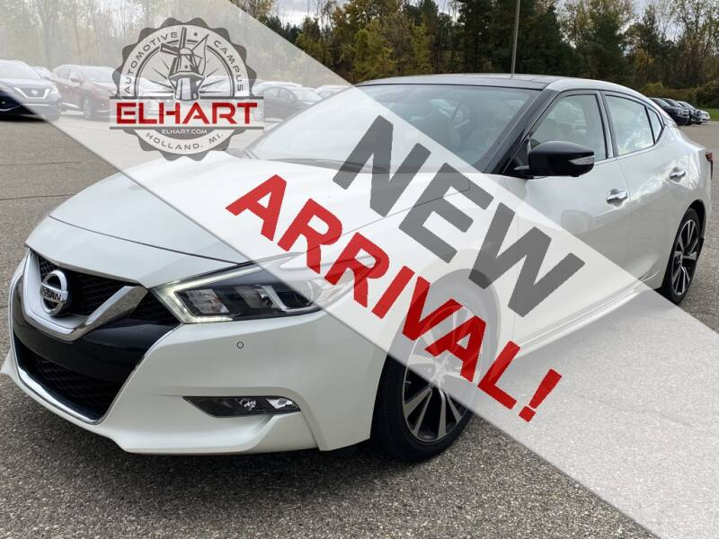 2017 Nissan Maxima for sale at Elhart Automotive Campus in Holland MI