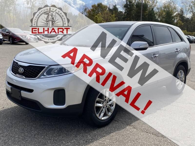 2014 Kia Sorento for sale at Elhart Automotive Campus in Holland MI