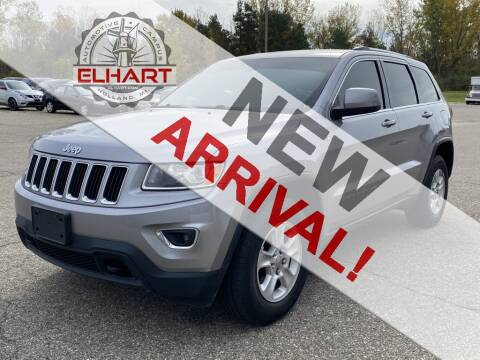 2014 Jeep Grand Cherokee for sale at Elhart Automotive Campus in Holland MI
