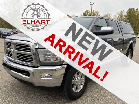 2010 Dodge Ram Pickup 2500 for sale at Elhart Automotive Campus in Holland MI