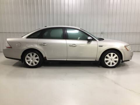2008 Ford Taurus for sale at Elhart Automotive Campus in Holland MI
