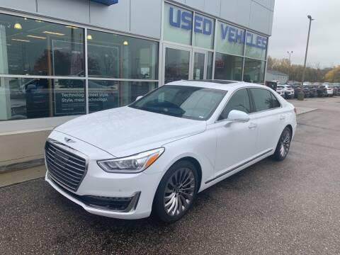 2017 Genesis G90 for sale at Elhart Automotive Campus in Holland MI