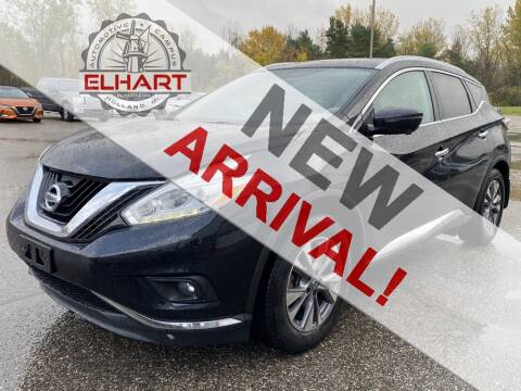 2017 Nissan Murano for sale at Elhart Automotive Campus in Holland MI