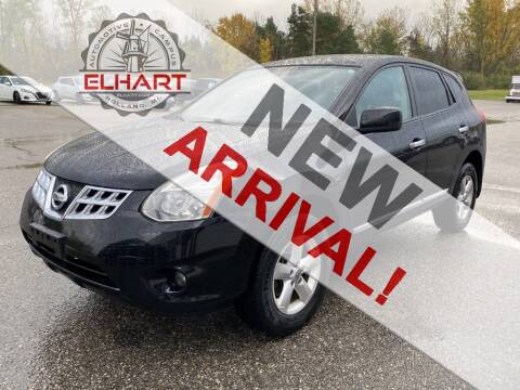 2013 Nissan Rogue for sale at Elhart Automotive Campus in Holland MI