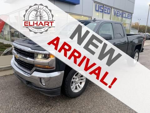 2019 Chevrolet Silverado 1500 LD for sale at Elhart Automotive Campus in Holland MI