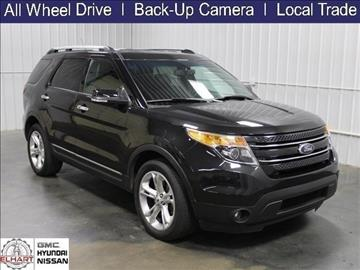 2014 Ford Explorer for sale in Holland, MI