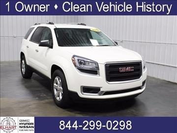 2014 GMC Acadia for sale in Holland, MI