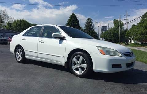 2006 Honda Accord for sale in Oxford, PA