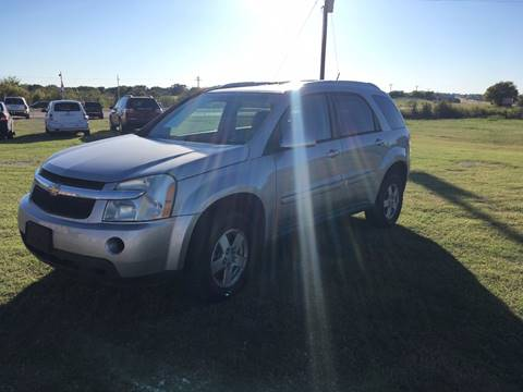2007 Chevrolet Equinox for sale in Decatur TX