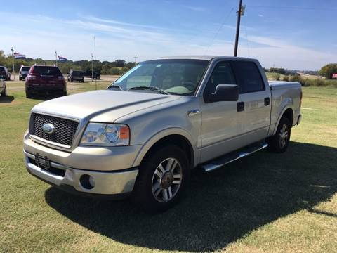 2006 Ford F-150 for sale in Decatur, TX