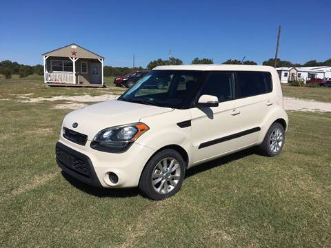 2013 Kia Soul for sale in Decatur TX
