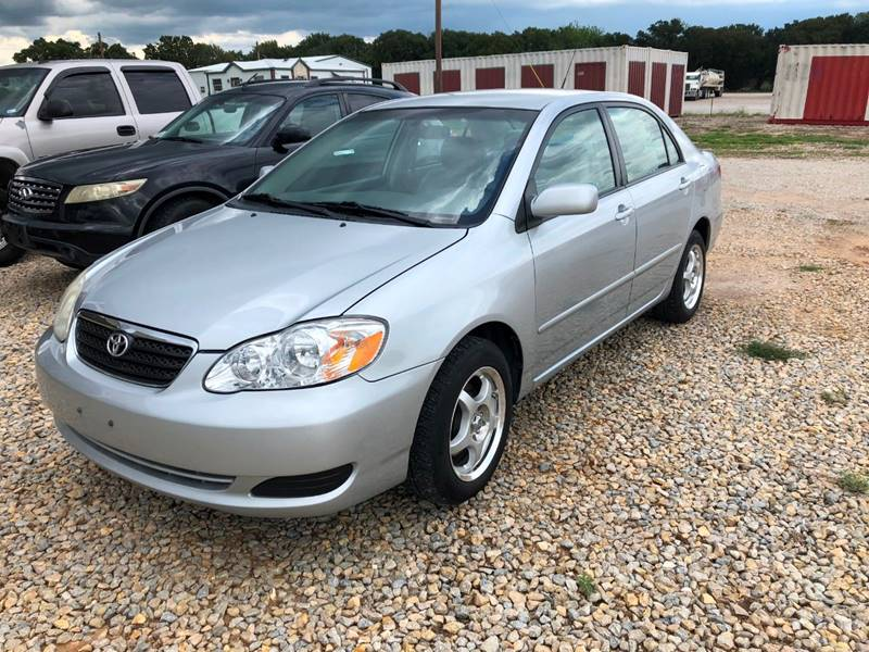 2008 Toyota Corolla For Sale At BAM Used Cars In Decatur TX