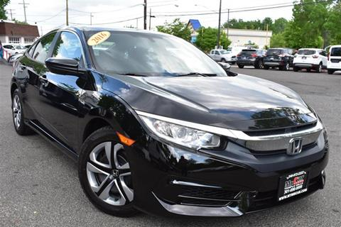 2016 Honda Civic for sale in Brentwood, MD