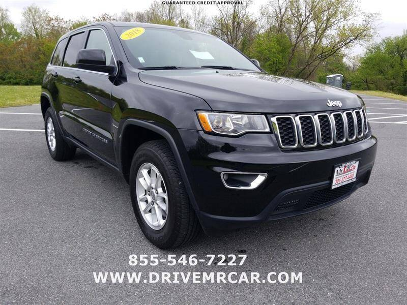 2018 Jeep Grand Cherokee 4x4 Laredo 4dr SUV - Brentwood MD