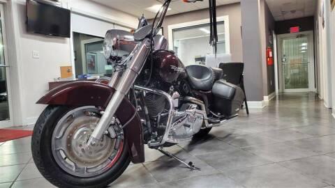 2005 HARLEY DAVIDSON MOTORCYCLE