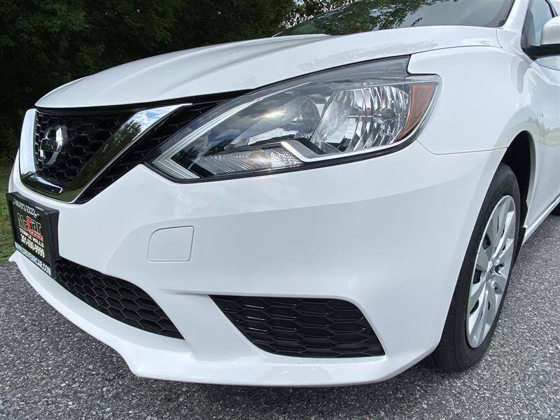 2017 Nissan Sentra S - Brentwood MD