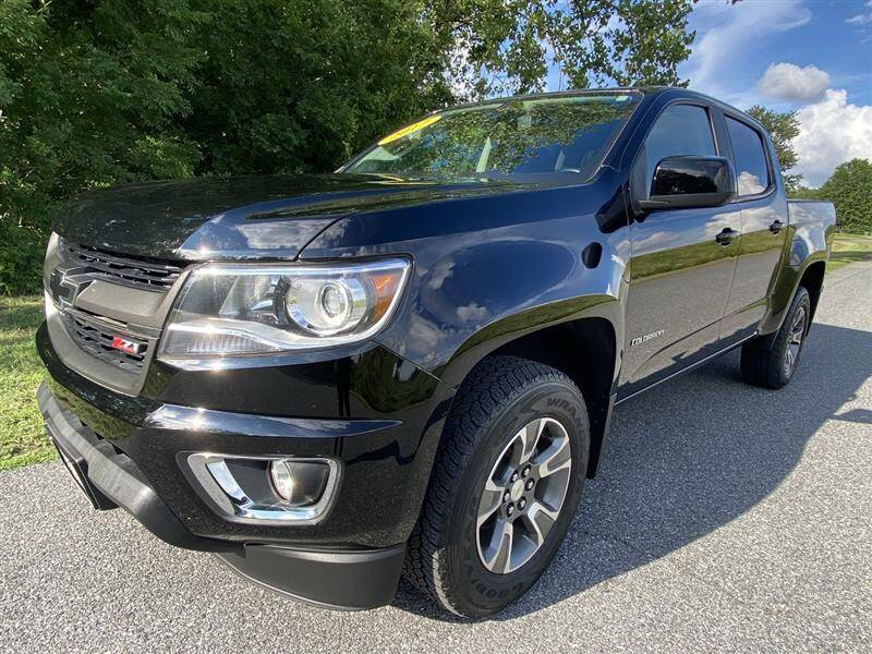2017 Chevrolet Colorado 4WD Z71 - Brentwood MD