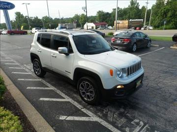 2015 Jeep Renegade for sale in Florissant, MO