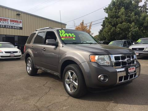 2010 Ford Escape for sale in Fresno, CA