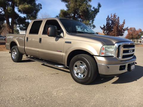 2007 Ford F-250 Super Duty for sale at Credit World Auto Sales in Fresno CA
