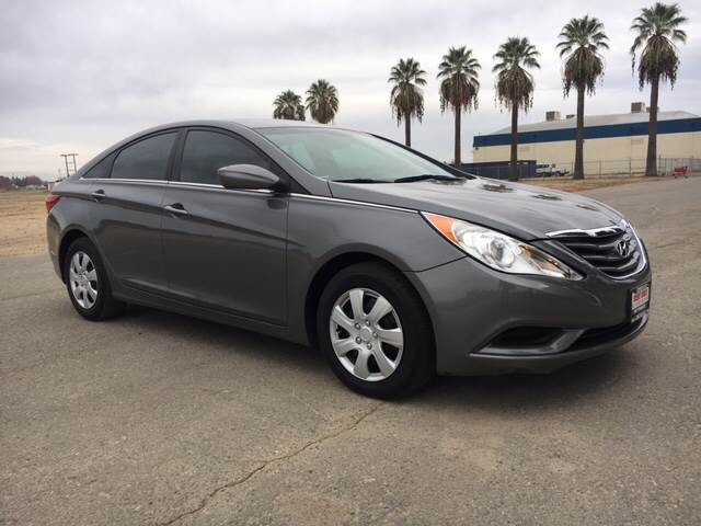 2013 Hyundai Sonata For Sale At Credit World Auto Sales In Fresno CA