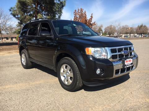 2011 Ford Escape for sale at Credit World Auto Sales in Fresno CA