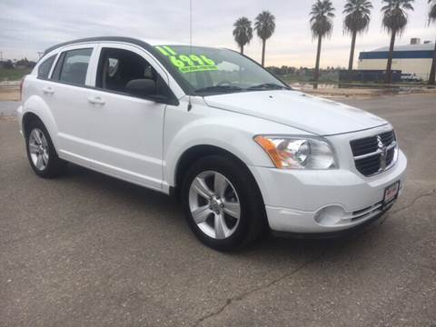 2011 Dodge Caliber for sale at Credit World Auto Sales in Fresno CA