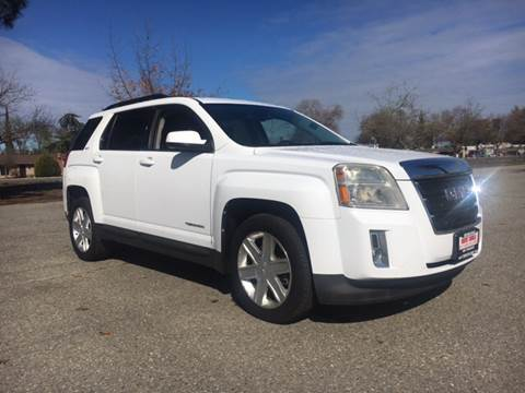 2010 GMC Terrain for sale at Credit World Auto Sales in Fresno CA