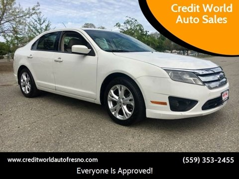 Credit World Auto Sales Car Dealer In Fresno Ca