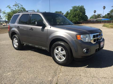 2010 Ford Escape for sale at Credit World Auto Sales in Fresno CA