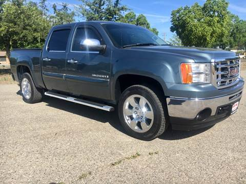 2009 GMC Sierra 1500 for sale at Credit World Auto Sales in Fresno CA