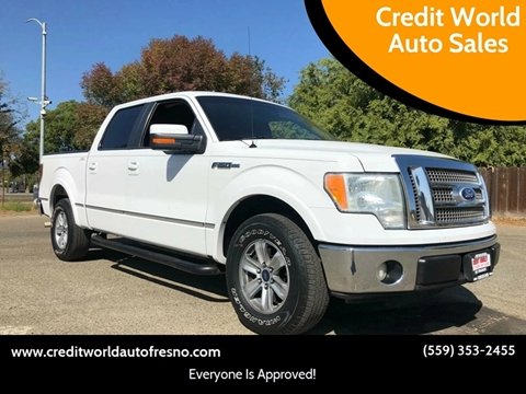 2010 Ford F-150 for sale in Fresno, CA