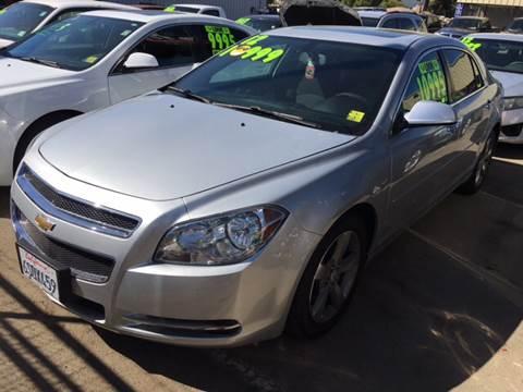 2012 Chevrolet Malibu for sale in Fresno, CA