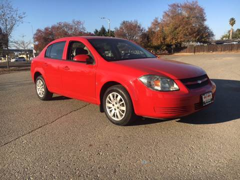 2009 Chevrolet Cobalt for sale at Credit World Auto Sales in Fresno CA