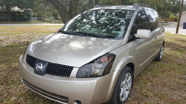 2006 Nissan Quest for sale in Tampa, FL