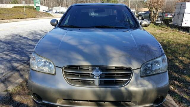 2000 Nissan Maxima for sale in Riverdale, GA