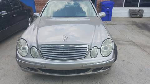 2003 Mercedes-Benz E-Class for sale in Riverdale, GA