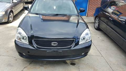 2007 Kia Optima for sale in Riverdale, GA