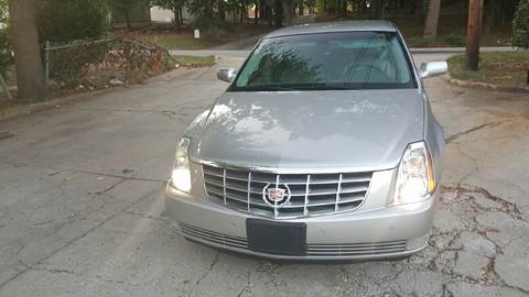 2008 Cadillac DTS for sale in Riverdale, GA