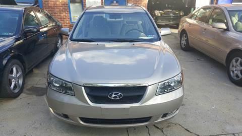 2006 Hyundai Sonata for sale in Riverdale, GA
