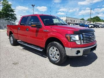 2012 Ford F-150 for sale in Cadillac, MI