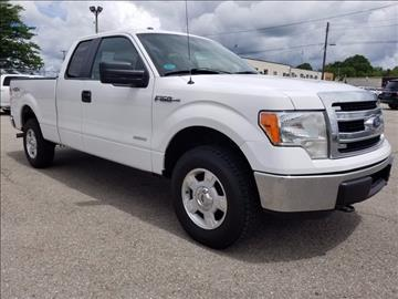 2013 Ford F-150 for sale in Cadillac, MI