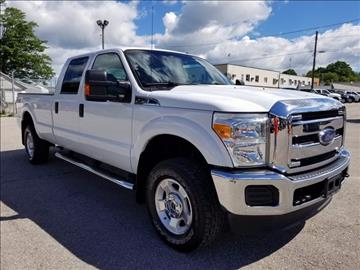 2013 Ford F-350 Super Duty for sale in Cadillac, MI