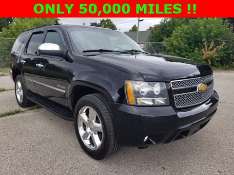 2014 Chevrolet Tahoe for sale in Cadillac, MI