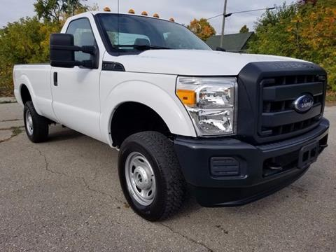 2016 Ford F-350 Super Duty for sale in Cadillac, MI