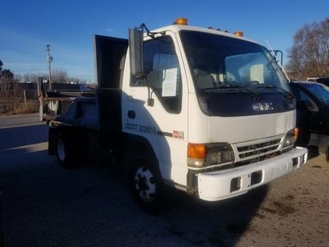 1996 GMC W4500 for sale in Fife Lake, MI