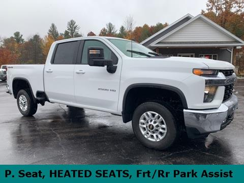 2020 Chevrolet Silverado 2500HD for sale in Fife Lake, MI
