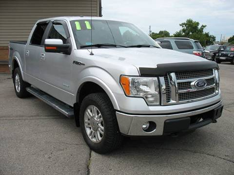 2011 Ford F-150 for sale in Cadillac, MI